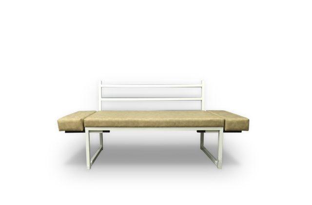 03- Sofa extensible de dos cuerpos
